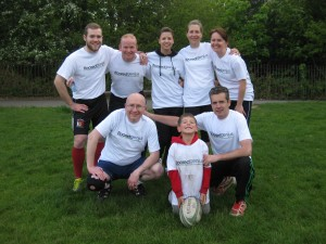Touch Rugby Team