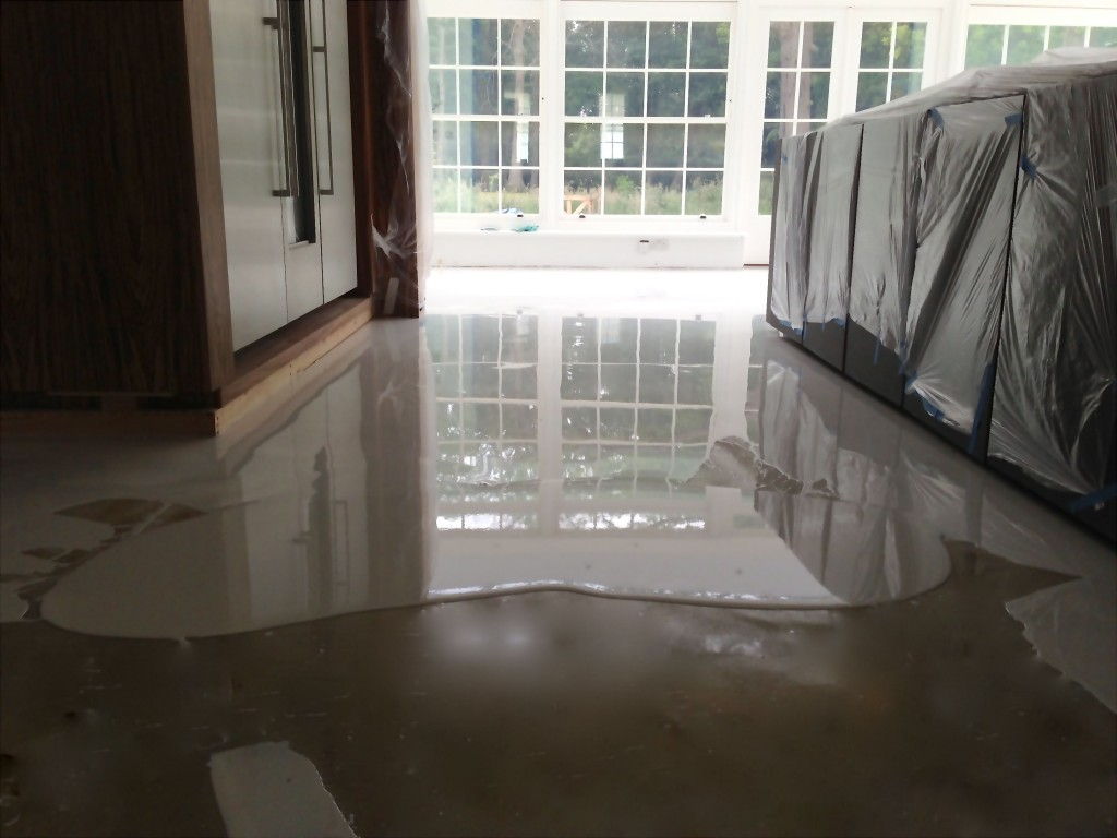 Poured Genius Resin Floor