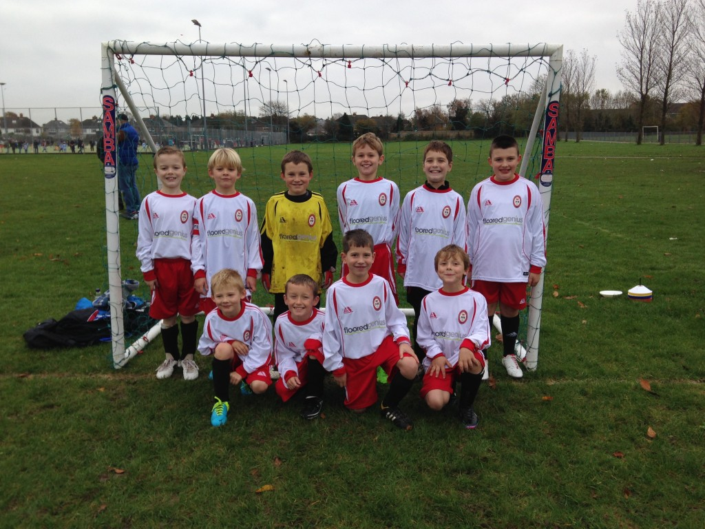 New football kit for Holton Road