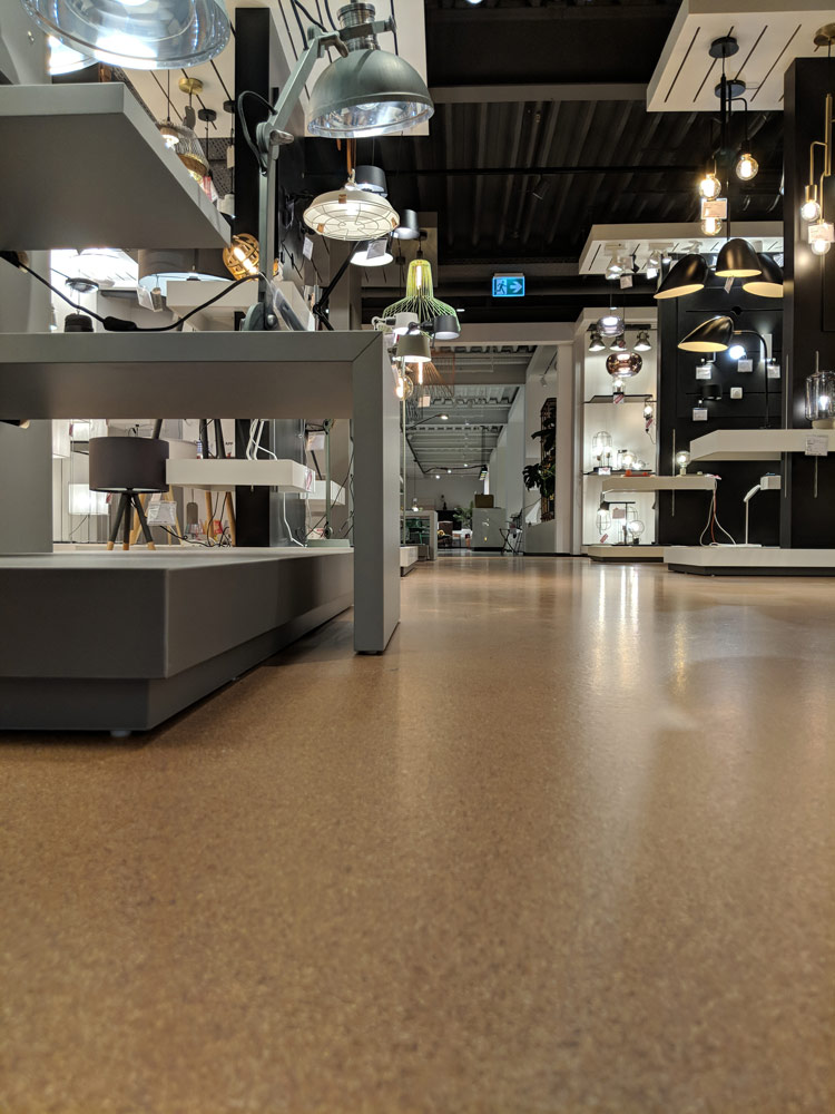 Eco friendly sustainable flooring